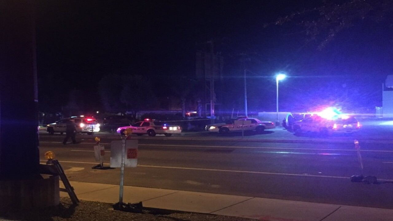 PD: 2 dead, 1 hurt in Glendale shooting