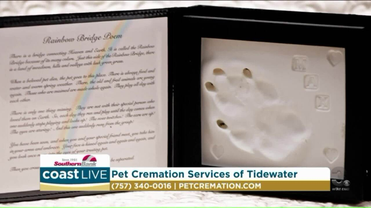 A new eco-friendly alternative for dealing with the loss of a pet on Coast Live