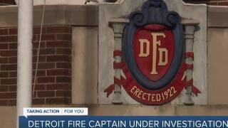 Detroit Fire Dept. investigating after 2 recent drunk driving incidents involving dept. members