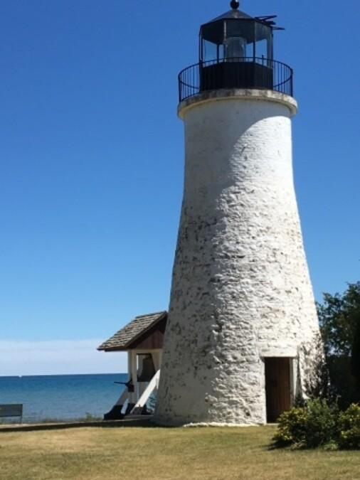 Old Presque Isle Lighthouse - Presque Isle, MI.JPG