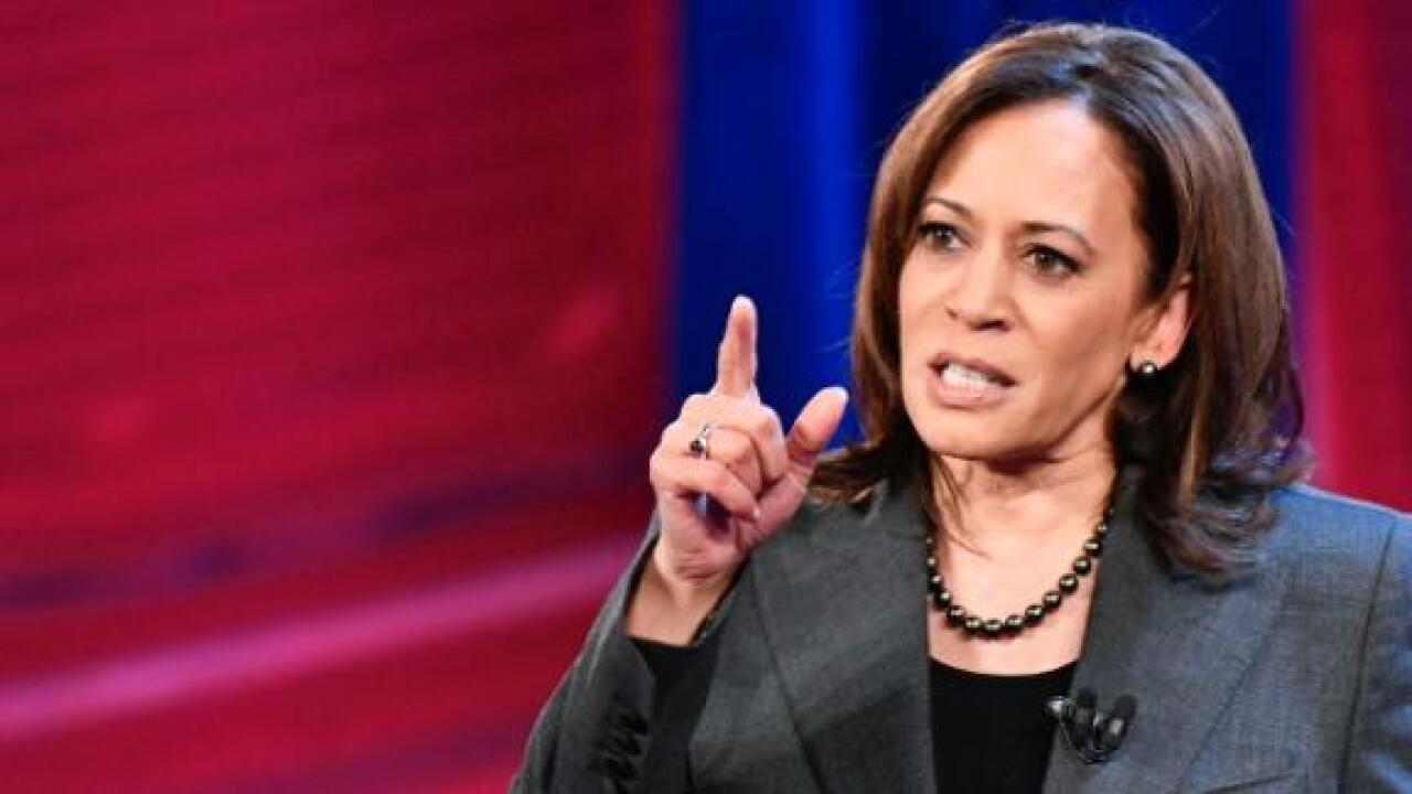 Kamala Harris raises $11.6 million in third quarter