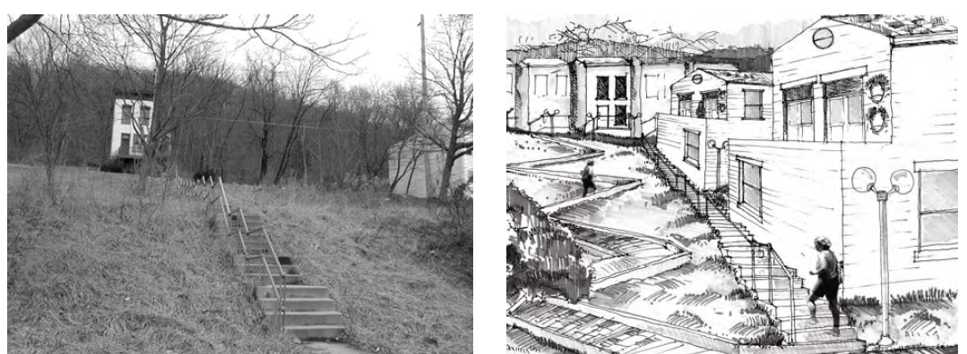 Sedamsville Plan Before and After Images