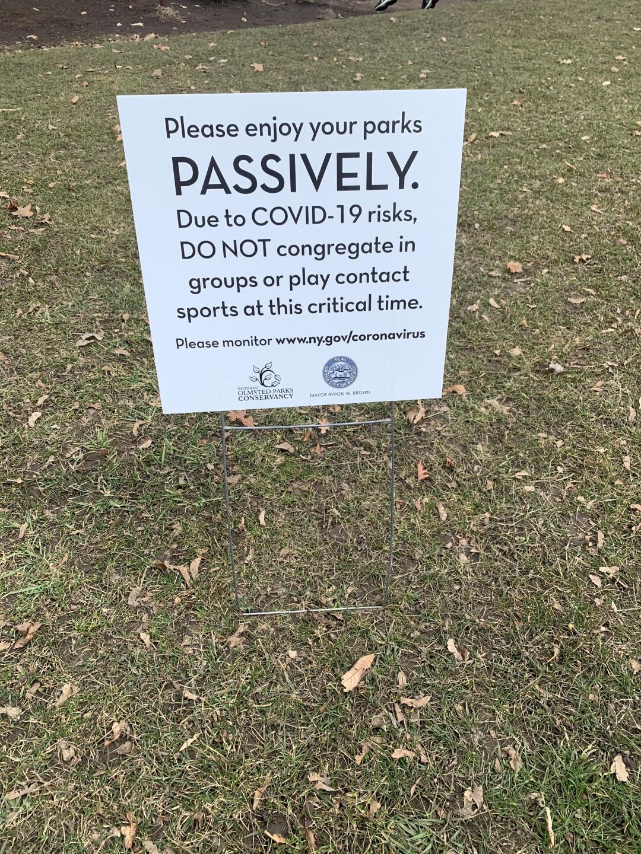 Enjoy Parks Passively