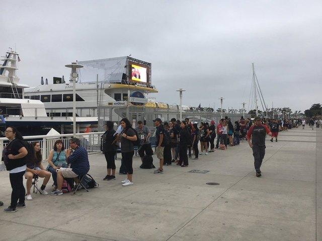 San Diego Comic-Con 2017: Day 1