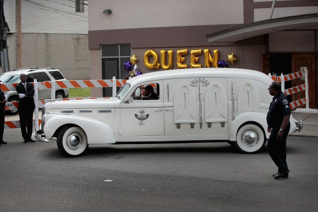 Aretha Franklin: A funeral fit for the Queen of Soul