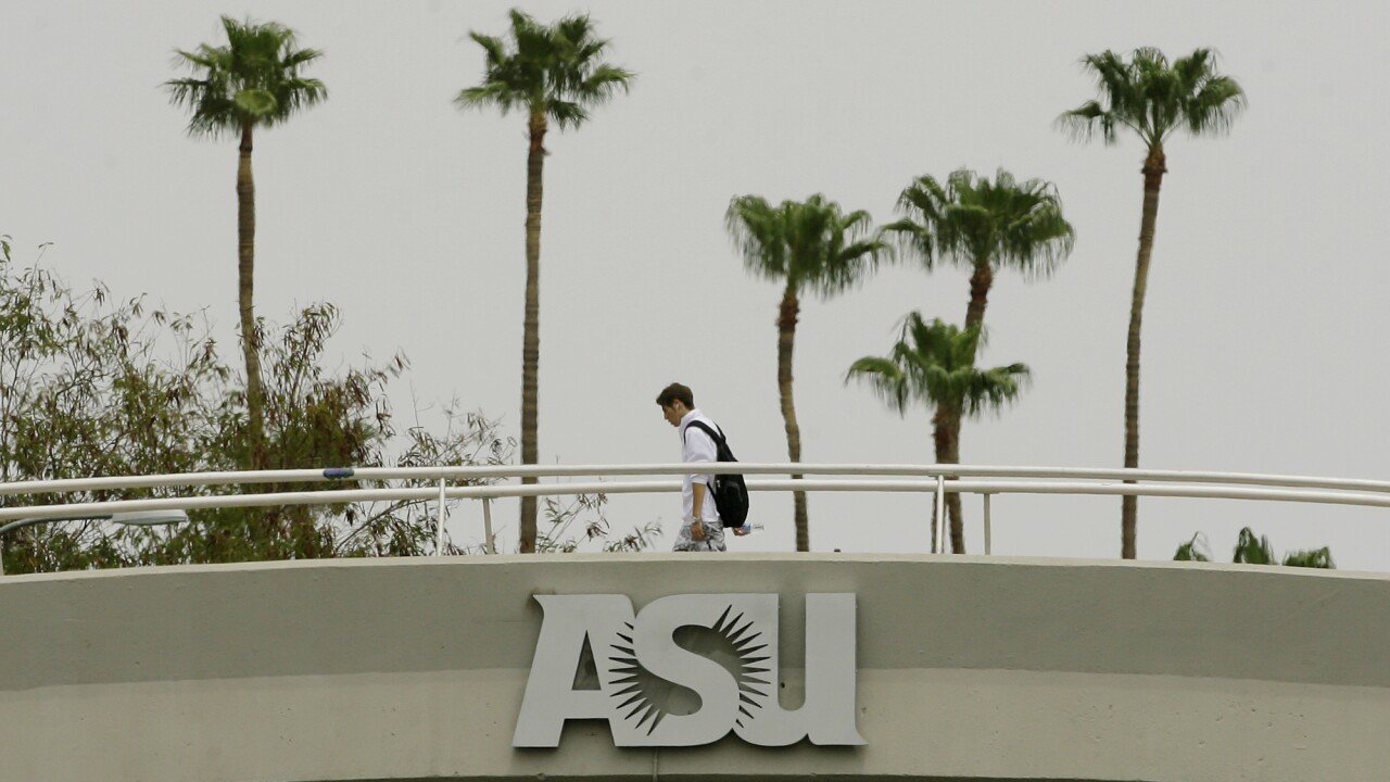 Defendant in college bribery scandal bashes ASU, court docs say