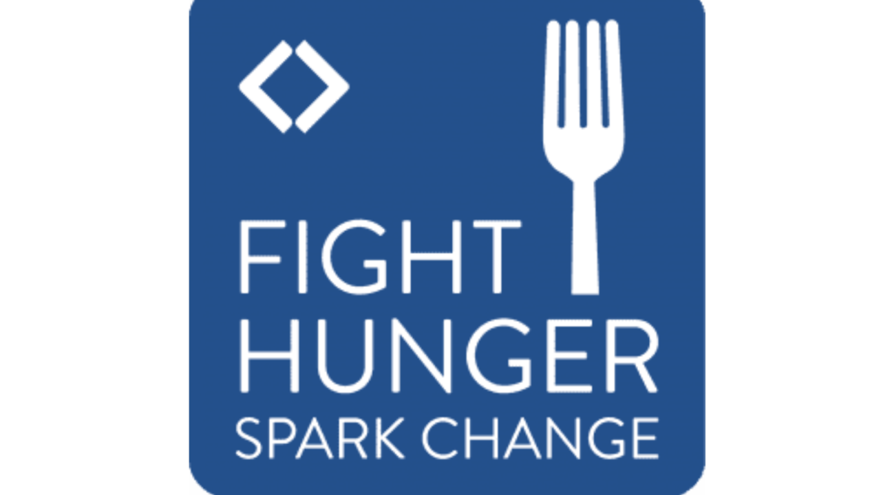 Fight Hunger. Spark Change. campaign