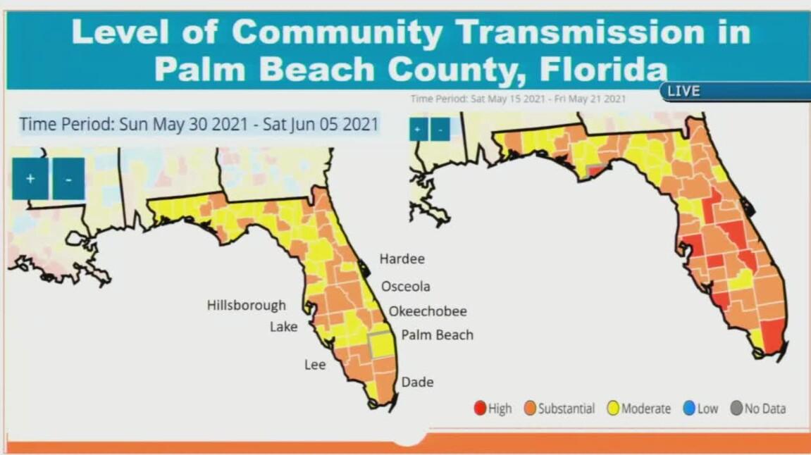COVID-19 community transmission data on June 8, 2021.jpg