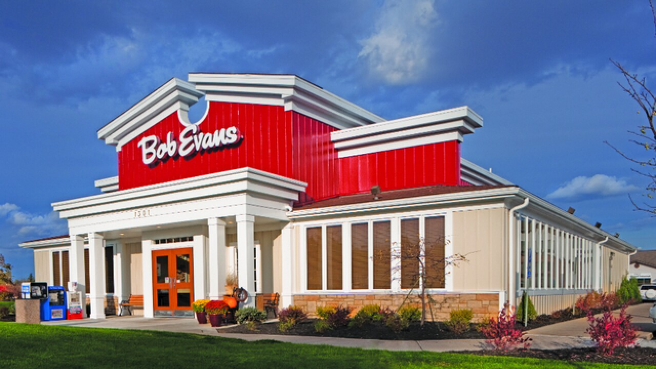 Bob Evans closing 27 restaurants