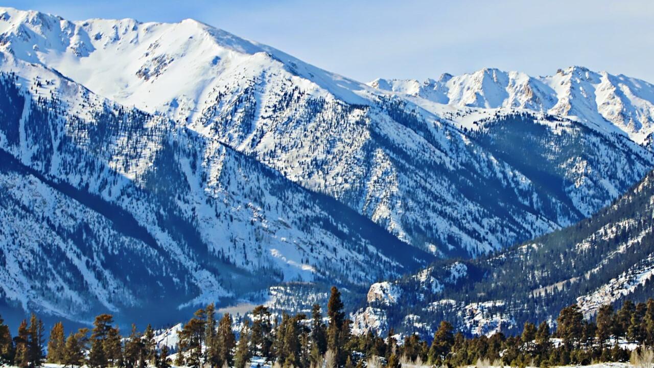 Twin Lakes, Park County, Colorado