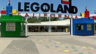 Legoland breaks ground on castle hotel