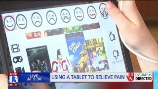 New 'tablet' alternative to opioid prescriptions used for the first time in one Utahhospital
