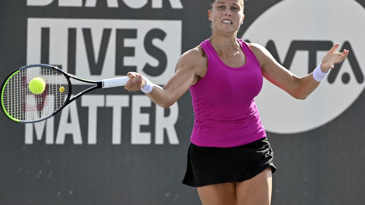 WTA Top Seed Open Tennis
