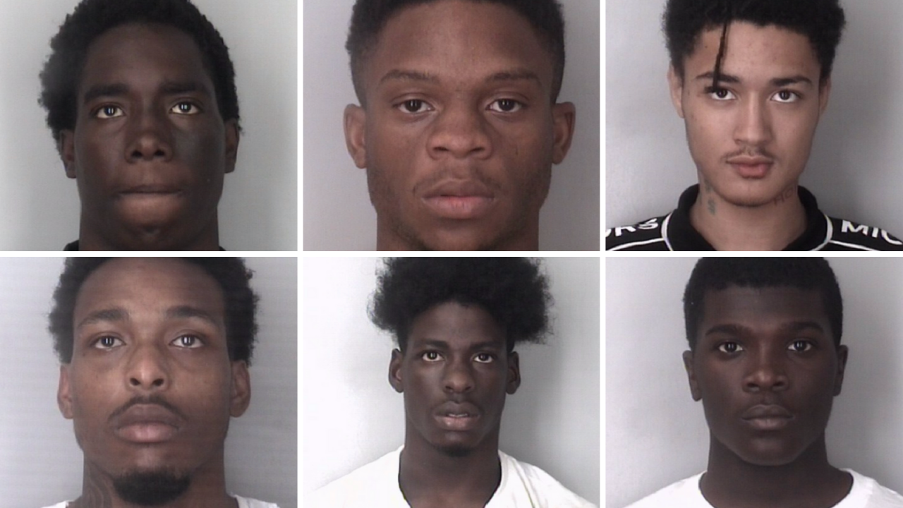 Bobby Petty Jr., Zion D. Riddick, Ricardo L. Spencer III, Daiquan K. Ervin, Dashawn D. Ferguson and Antoine J. Headen.png