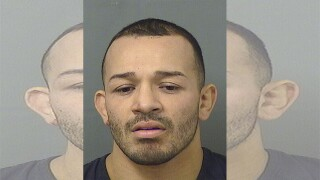 Irwin Rivera, UFC fighter accused of stabbing sisters