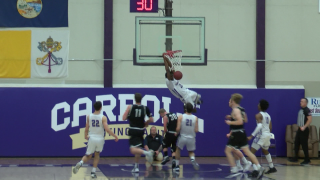 Strong second half propels Carroll College men over Rocky Mountain
