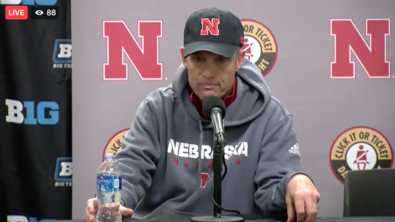 "Mike Riley: ""It started bad and went from there."""