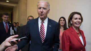 Nancy Pelosi formally endorses Joe Biden for president