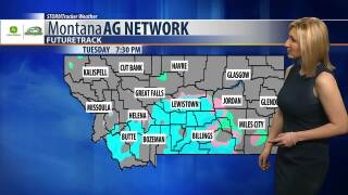 Montana Ag Network Weather: April 30th