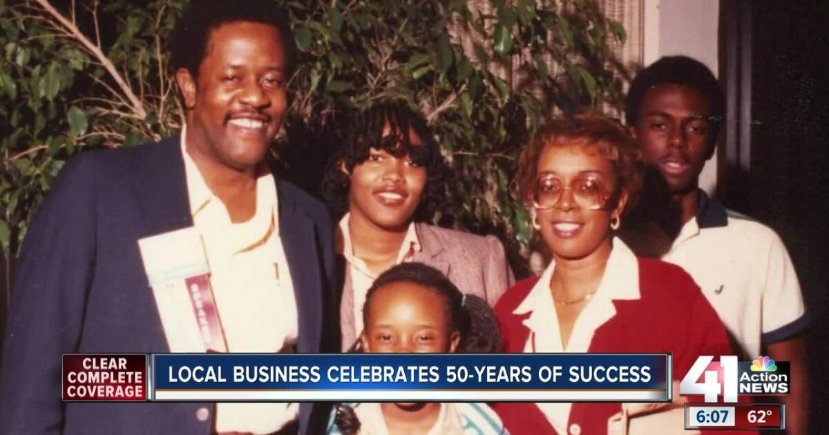 Long-running minority-owned KC business celebrates 50 years