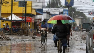 Hurricane Iota roars onto Nicaragua as powerful category 4 storm