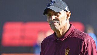 Herm Edwards ASU football
