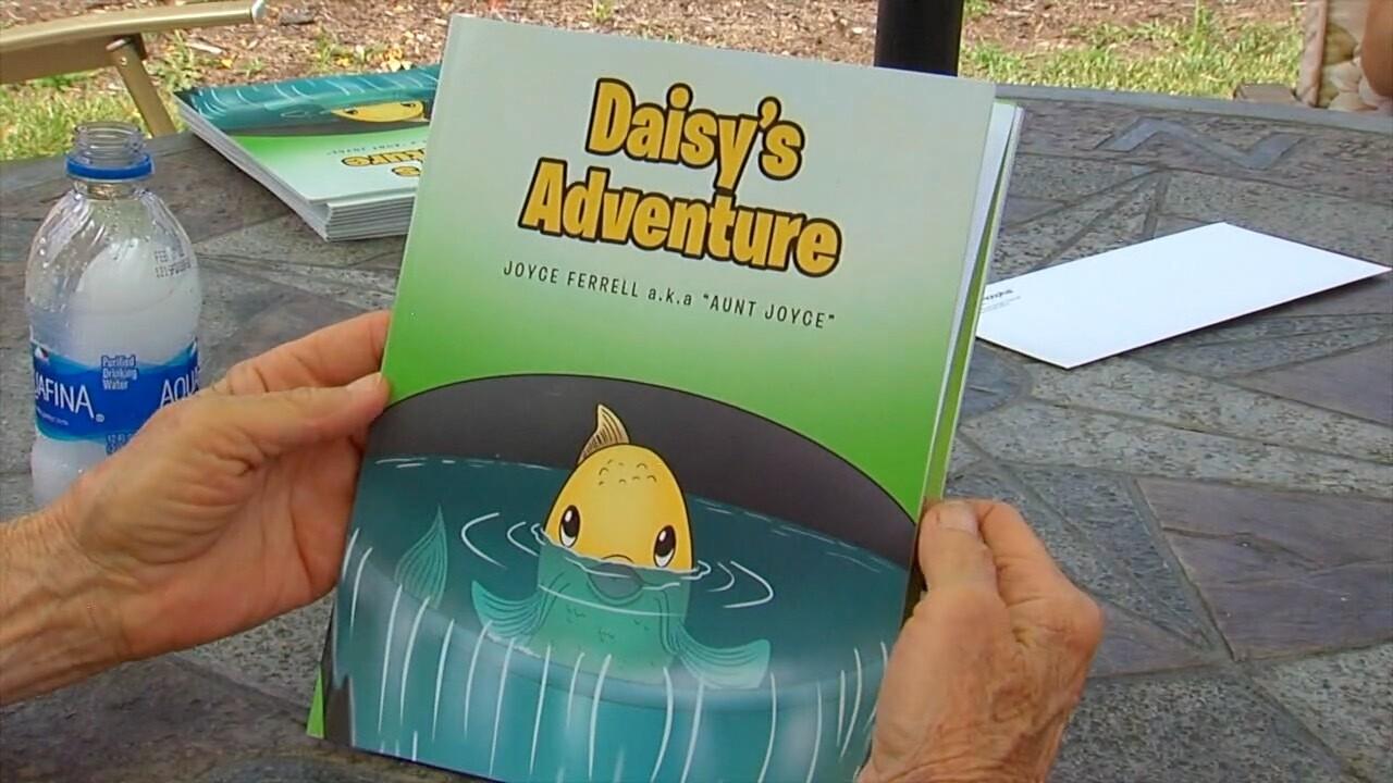 Daisey's Adventure Book