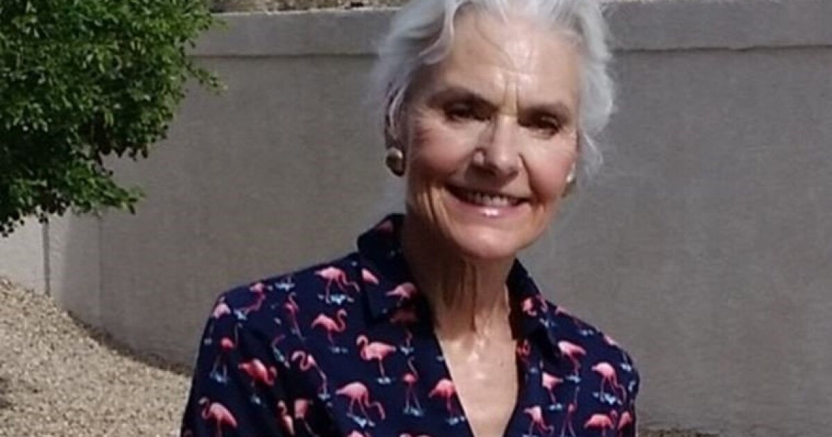 A 69-year-old Woman Went Hiking In California With Her