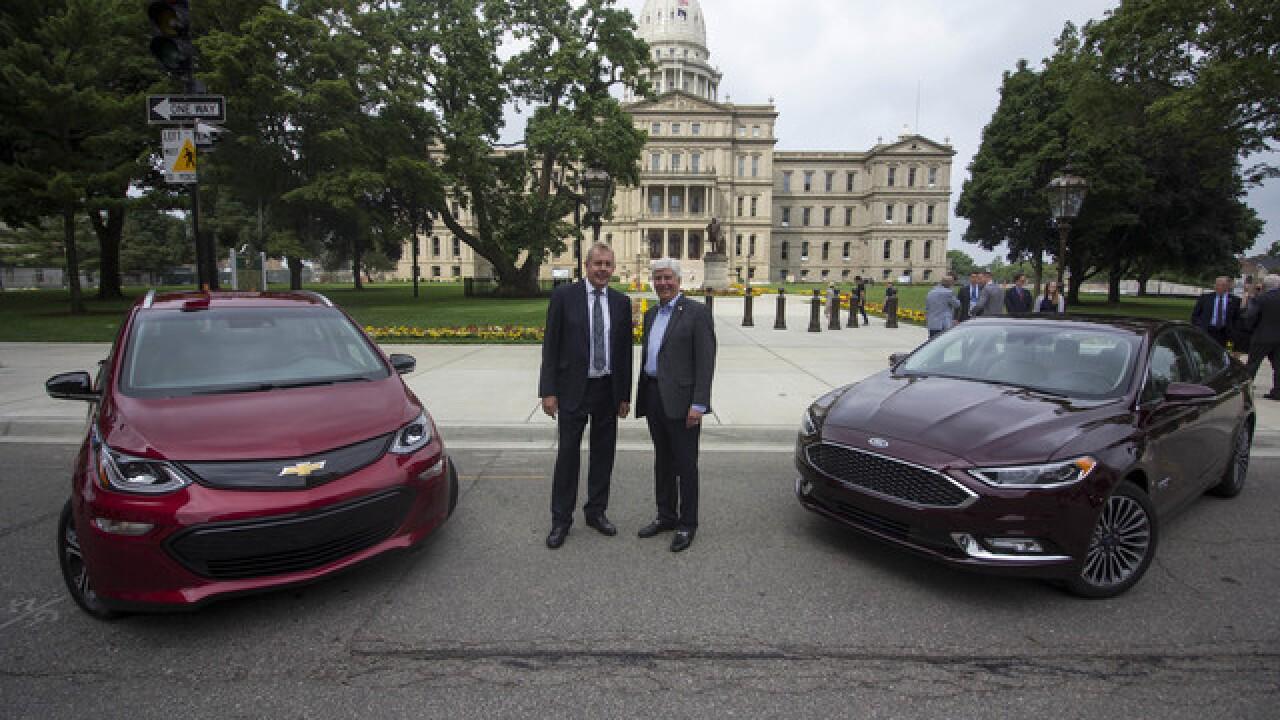 UK and Michigan Historic Partnership Unveiled