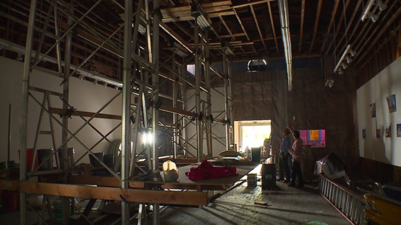 Abandoned church will become affordable housing