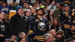 Report: Buffalo tops list of 'hockey hotbeds cooling down'