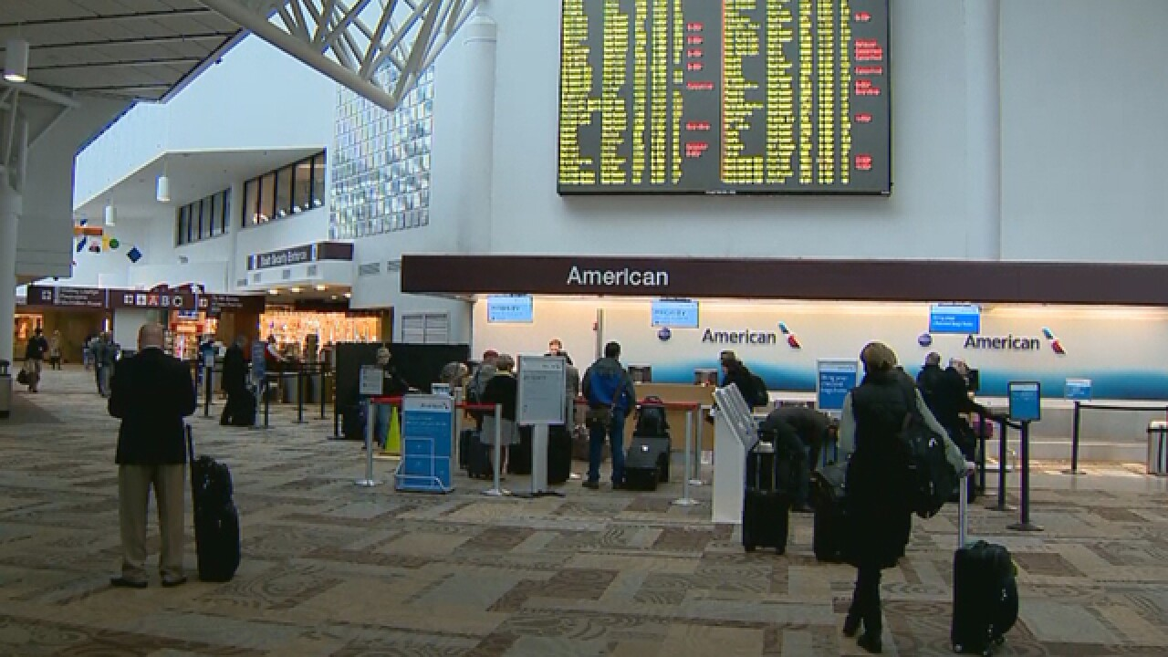 Nashville International Airport Busy With CMA Fest, Bonnaroo