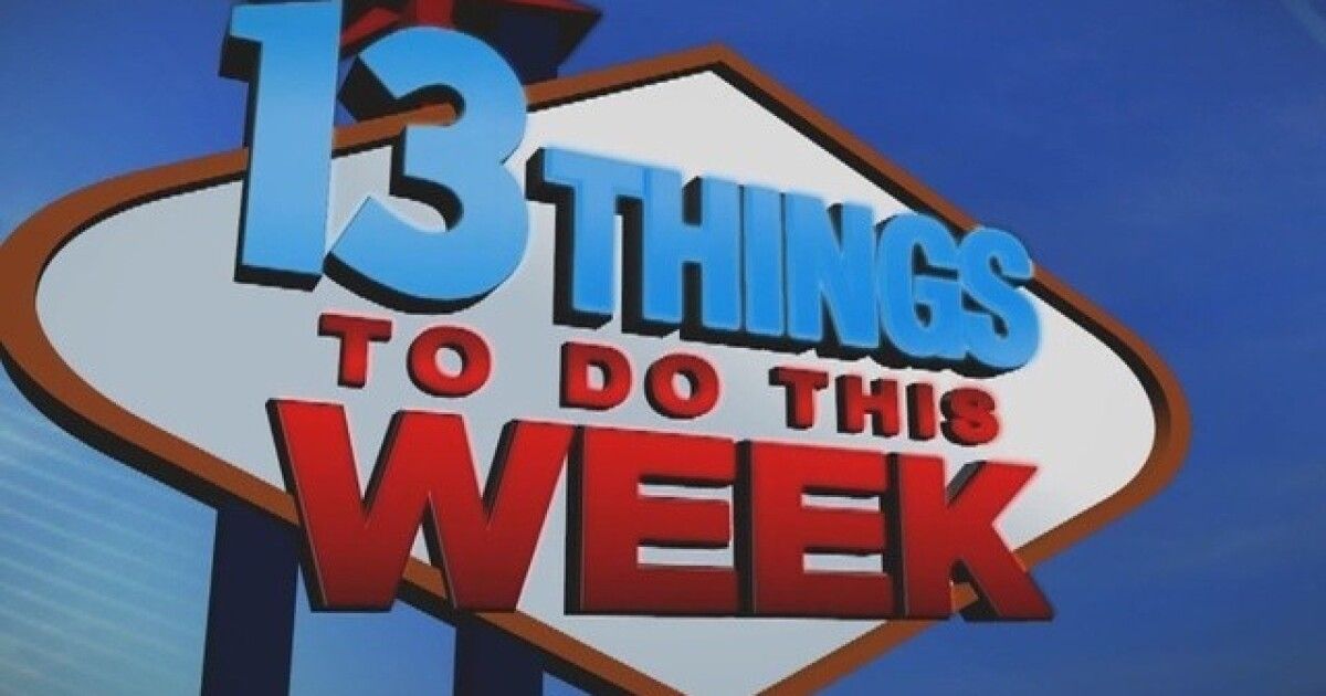 13 Things To Do This Week in Las Vegas for Aug  9-15
