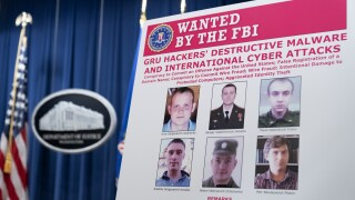 6 Russian military officers charged in vast hacking campaign
