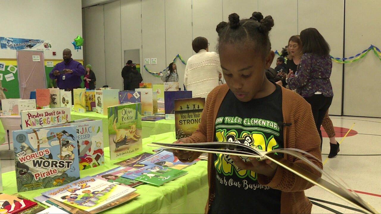 Local reading groups stock up children's bookshelves to help bridge the literacygap