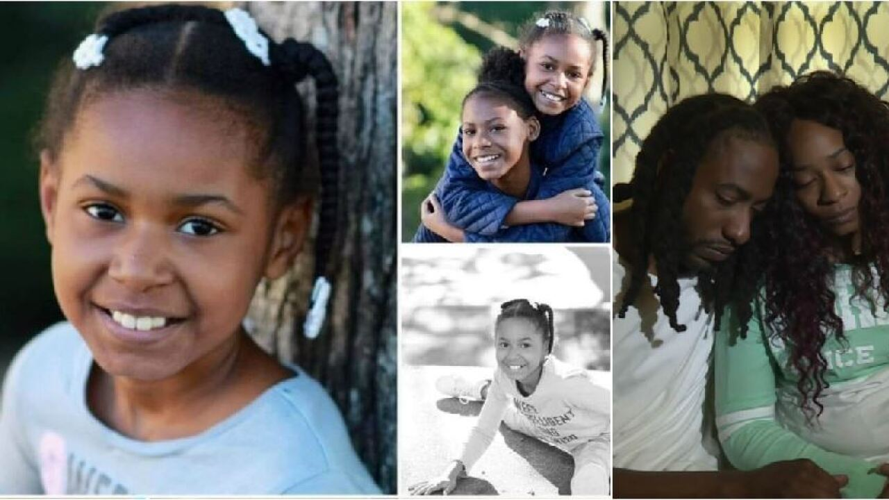 How you can help Markiya Dickson's parents after their daughter was killed in a Richmondpark