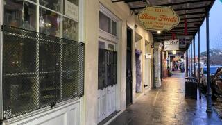 Photo courtesy Nola.com.  Rare Find, located at 1231 Decatur Street in the New Orleans French Quarter, photographed Thursday January 23, 2020. STAFF PHOTO BY DAVID GRUNFELD