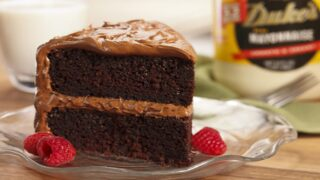 This Chocolate Mayonnaise Cake Recipe Will Be Your Best Kept Secret For Making A Delicious Cake