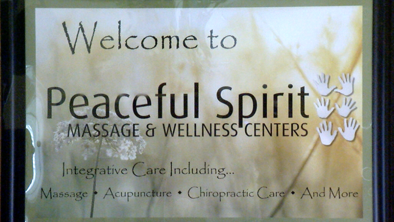 Peaceful Spirit Massage and Wellness Centers