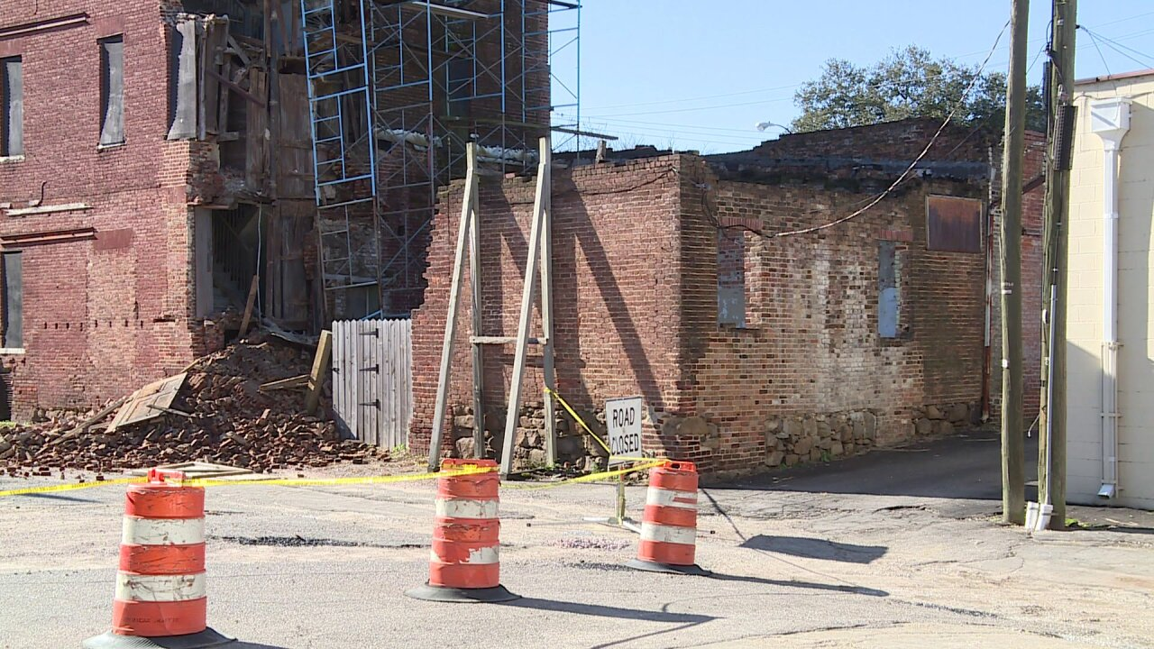 Why efforts to save a historic Old Towne Petersburg building are now underway