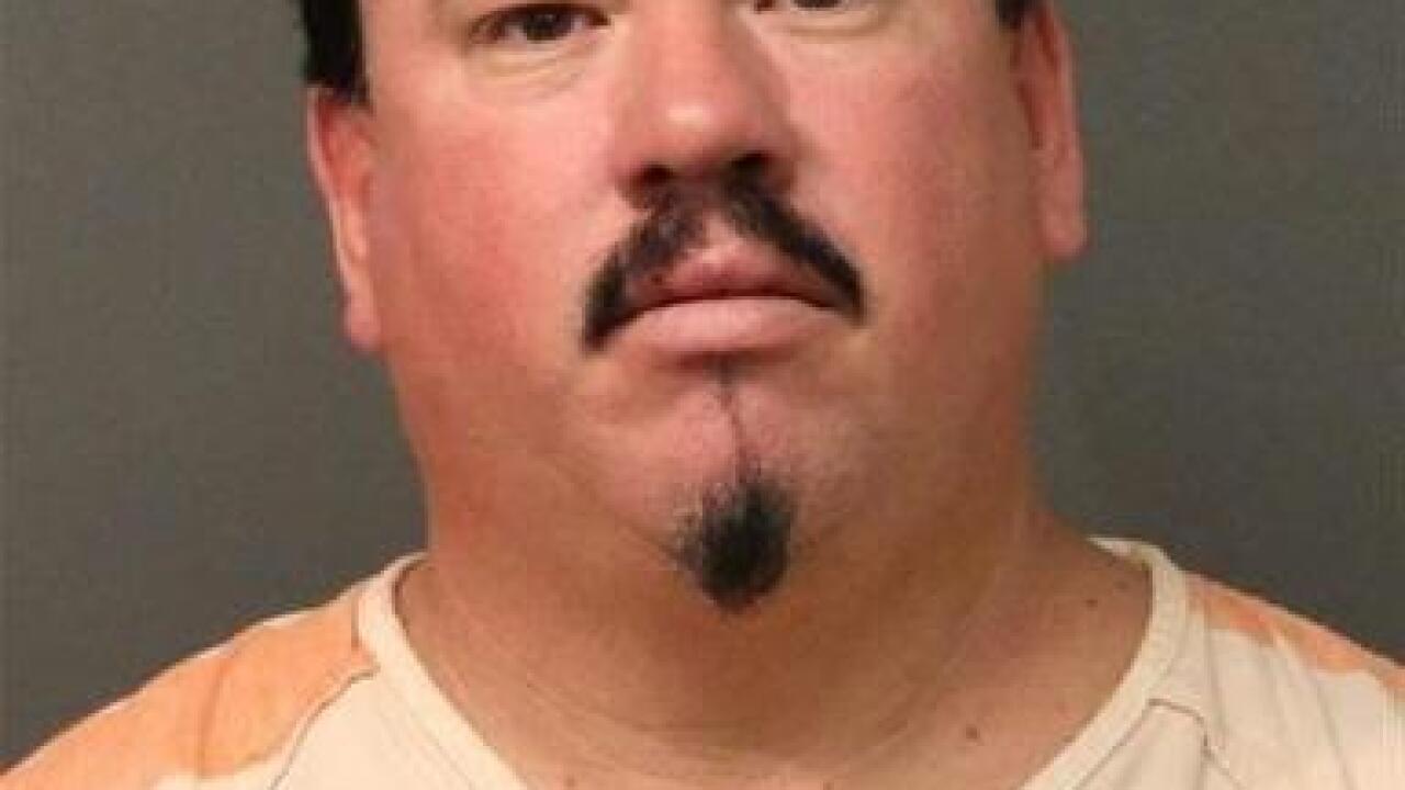 Kingman man arrested on 15 counts of molestation