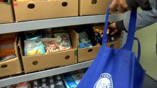 Del Mar College opens food pantry, addressing student food insecurity