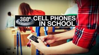 360° Perspective: Cell phones in school