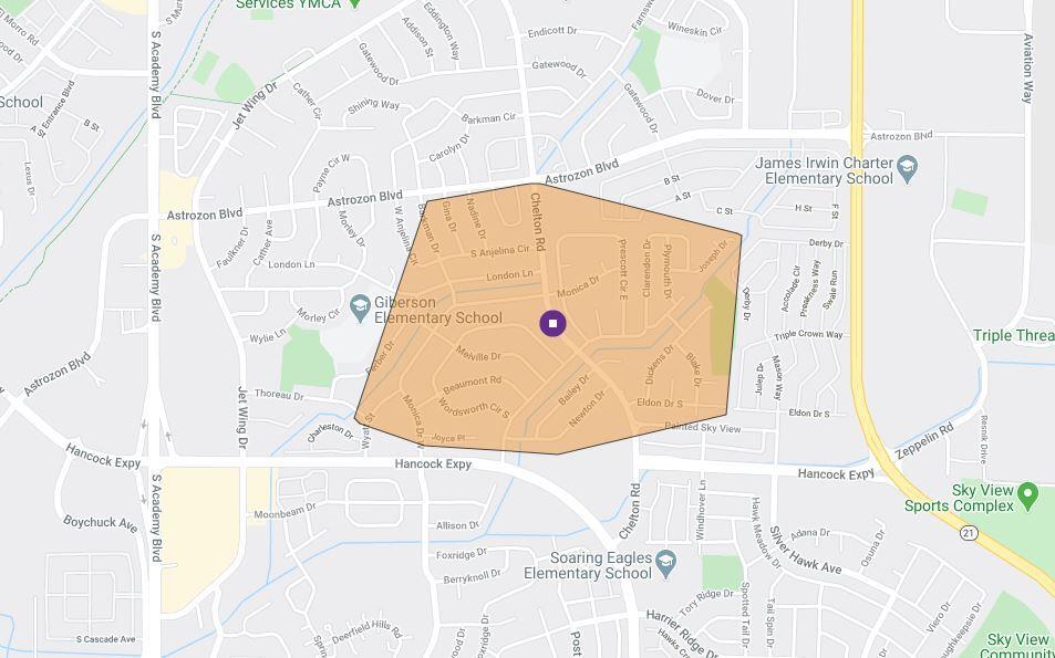 CSU outage 04/8/2020