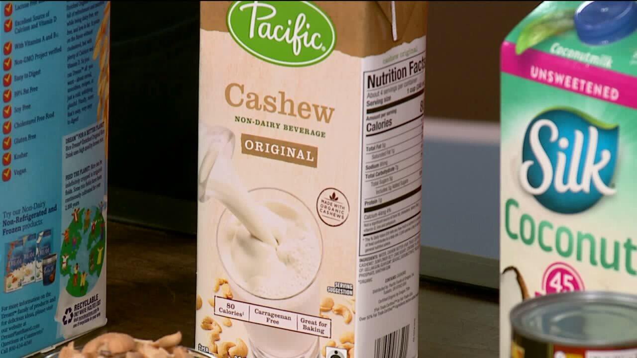 Homemade Almond Milk recipe and other dairy-free milkalternatives