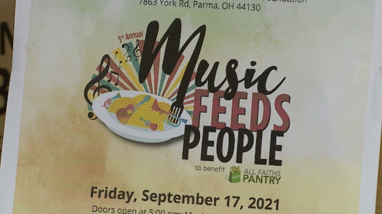 All Faiths Pantry celebrating 15 years with annual fall fundraiser 'Music Feeds People'