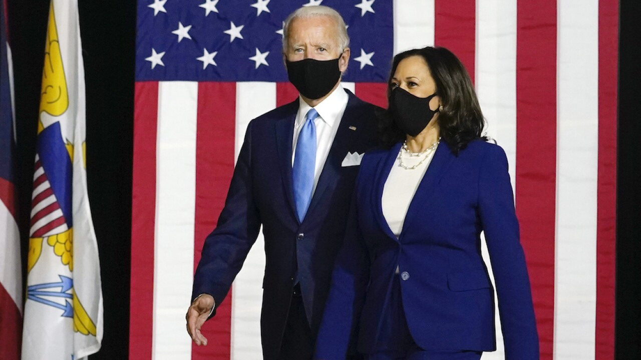 "Biden and Harris will face long list of priorities on ""Day 1"""