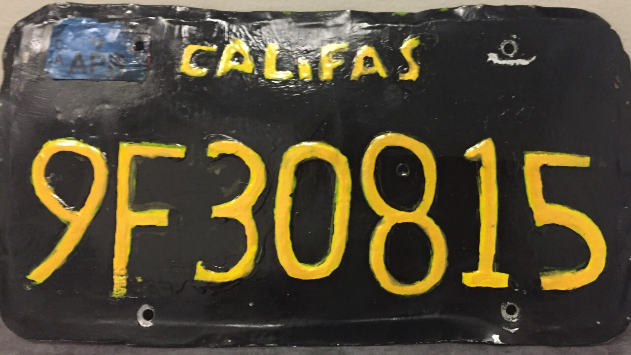 ventura county sheriffs fake license plate.jpeg
