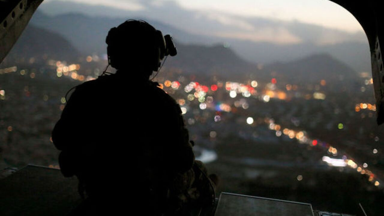 ISIS leader in Afghanistan was killed in raid