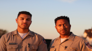 Texas Father And Son Graduate Police Academy Together